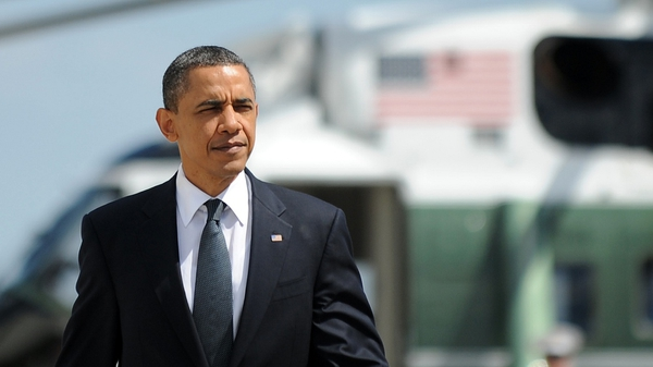 Barack Obama - Will speak at entertainment event in Dublin
