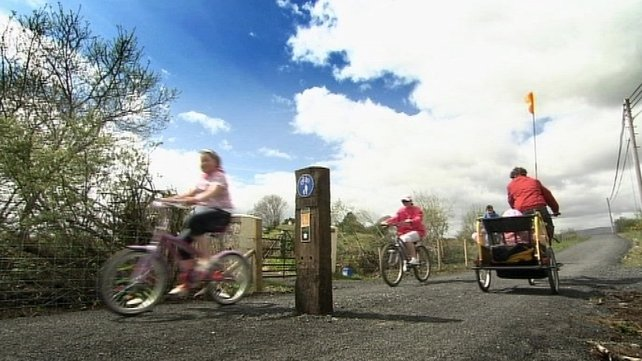 Great Western Greenway - Trail opened last summer