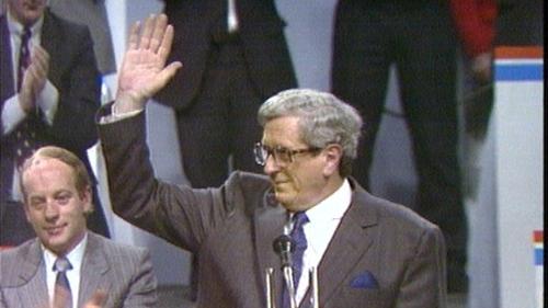 Garret FitzGerald - Tributes paid to former Taoiseach