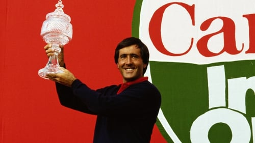 Seve Ballesteros - Paul McGinley says he was golf's Elvis