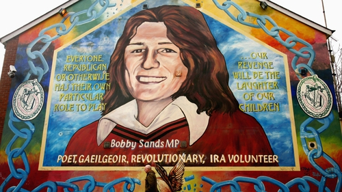 Bobby Sands - 30th anniversary of death