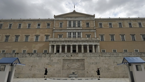 The Greek president will host talks with the two main party leaders