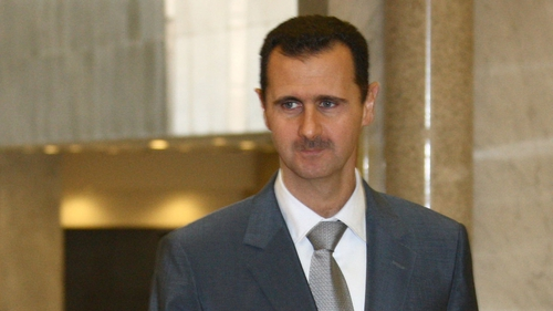 President Bashar al-Assad - Remains in power despite 11 week revolt