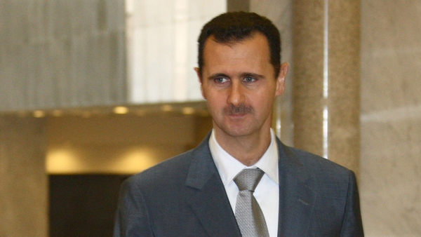 Bashar al-Assad has vowed he will not bow to international pressure