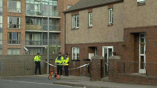 Inchicore - Man was shot in the head at a house in Myra Close