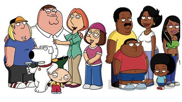 Family Guy and The Cleveland Show - Fox renews both series