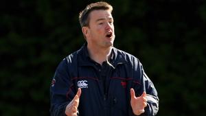 Andy Wood - Returning to Clontarf as head coach