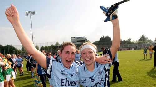 Dublin ladies - Won title last year