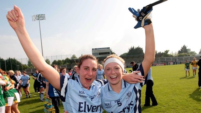 Dublin ladies - Won title last year