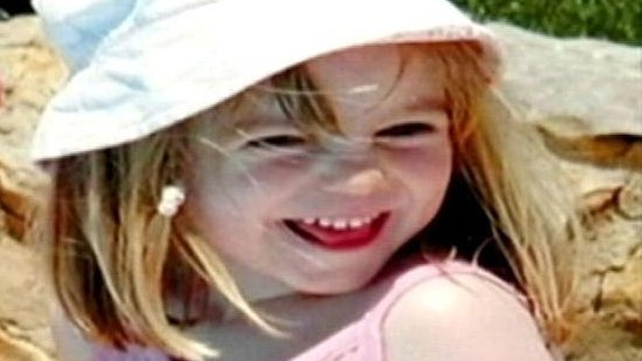 Madeleine McCann went missing in Portugal in 2007