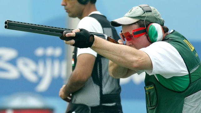 Derk Burnett: Olympic trap