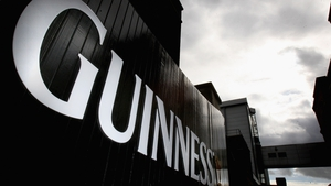 Diageo plans to transfer all of its operations to its brewery at St James's Gate