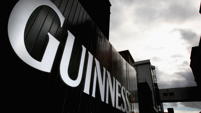 One of the key sections of his route is along the length of the Guinness brewery