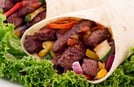 Daddy's Kitchen Beef Fajitas - Serve with guacamole, sour cream and salsa.