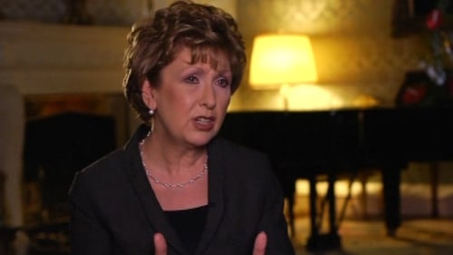 Mary McAleese - Right moment for Queen's visit