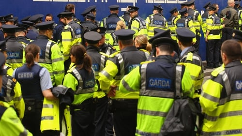 Many gardaí object to the additional 30 hours unpaid overtime a year