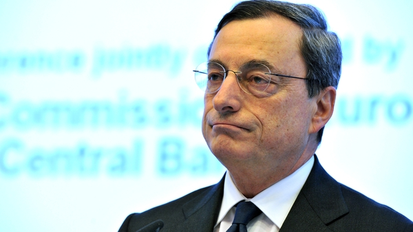 The ECB has held its interest rate at 0.75% for the past nine months