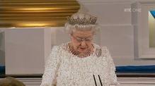 RTÉ.ie Extra Video: Speech by Queen Elizabeth II