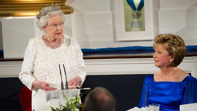 Queen Elizabeth II - 'Deep sympathy' for those affected by conflict