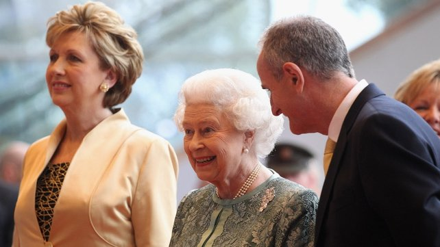 Queen Elizabeth II - Attends British Ambassador's garden party