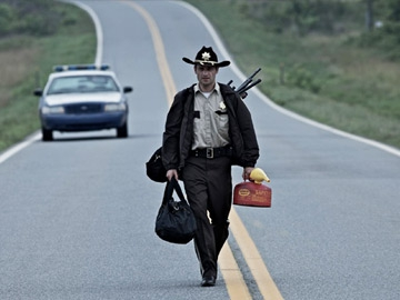 The Walking Dead: County Sheriff Rick Grimes (Andrew Lincoln)