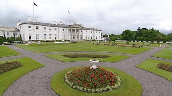 Áras an Uachtaráin - Fine Gael to select candidate on 9 July