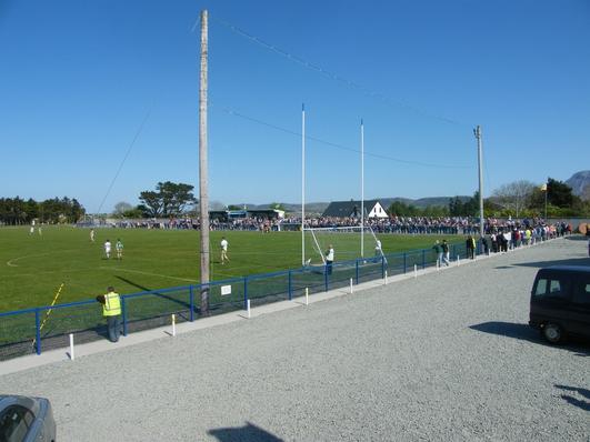 Cóilín Ó Gabháin , Comórtas Peile na Gaeltachta.
