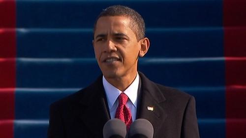 Barack Obama - Due to arrive Monday