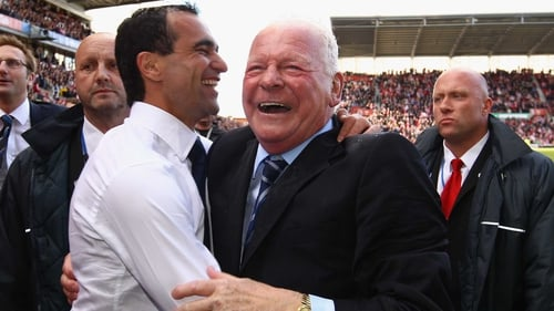 Dave Whelan is hoping to retain his most prized asset