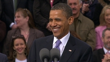 RTÉ.ie Extra Video: US President Barack Obama's speech in Dublin