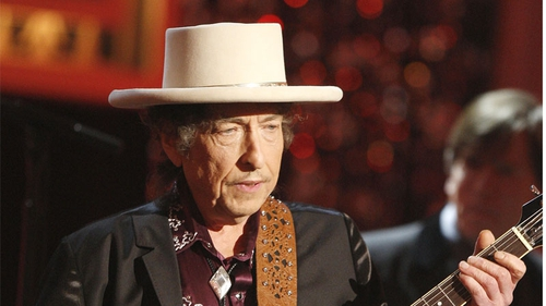 """Bob Dylan: """"The performing curator of the museum of American music."""""""