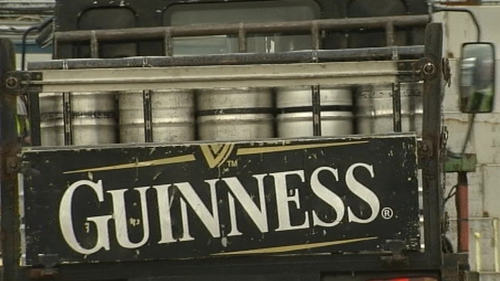 Diageo, which manufactures Guinness, said it discourages alcohol misuse all year round