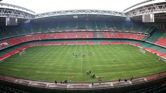 The Millenium Stadium in Cardiff will host the opening ceremony of the World Cup