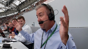 Michael Corcoran gives an insight into a commentator's Six Nations matchday