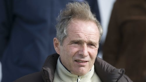 Andre Fabre recorded a remarkable ninth win in the Prix Guillaume d'Ornano at Deauville when Saint Baudolino finally got his head in front after a series of near misses