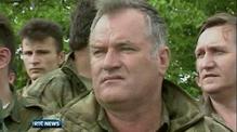 Nine News: Serb general arrested for war crimes