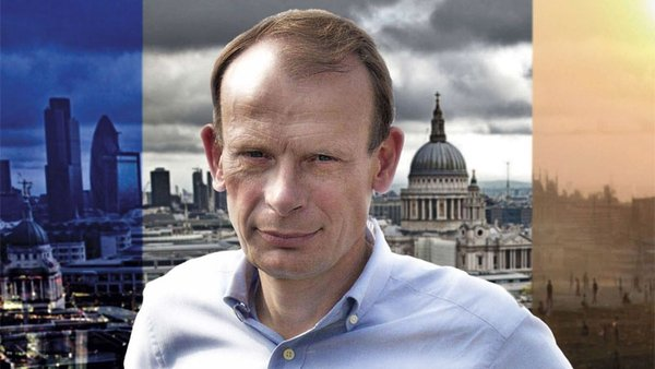 Andrew Marr is now recuperating at home