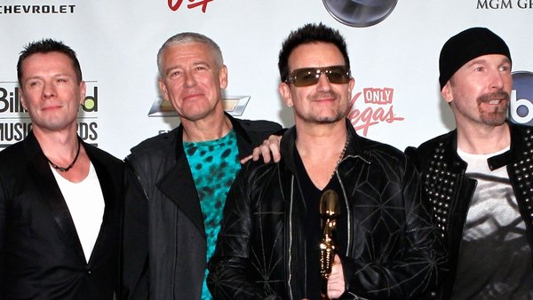 U2 will release their new album next year