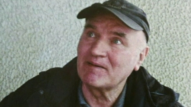 Ratko Mladic - 69-year-old had appealed his extradition to The Hague