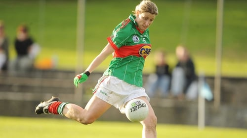 Cora Staunton was again to the fore for Mayo