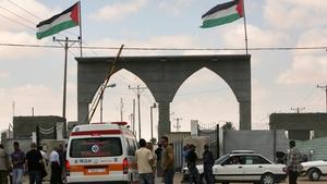 Egypt maintains a partial blockade of Gaza
