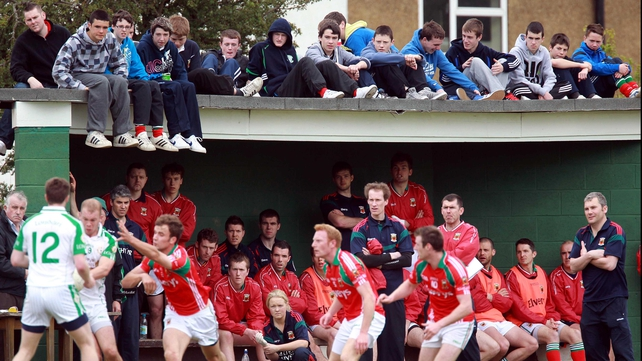 Shock of the Championship - James Horan emptied his bench on a humilating day for Mayo football as the Exiles took them all the way in Ruislip