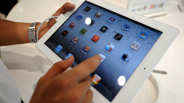 Apple's iPad was a huge hit