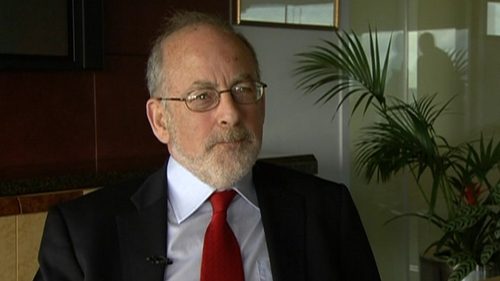 Patrick Honohan said he was surprised the Government did not consult with the bank