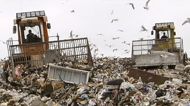 Ireland's waste output has fallen by 16% since 2007
