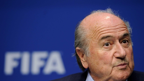 Introduction of term limits for FIFA President is among proposals