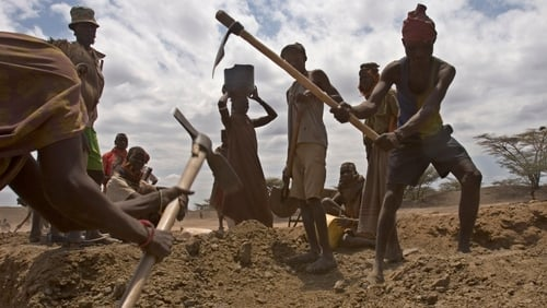Oxfam report says concentration of wealth at the top is hindering the battle to end world poverty