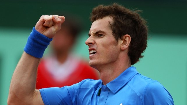 Andy Murray - Is up against world number 55 Donald Young in the final
