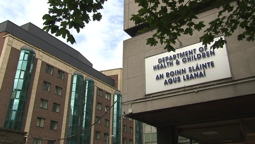 The Exchequer figures show that the Department of Health overspent by €304m