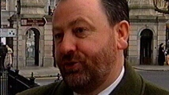 Denis O'Donovan - Appointed Leas Chathaoireleach